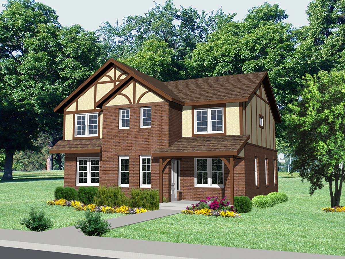 House Plan 85002