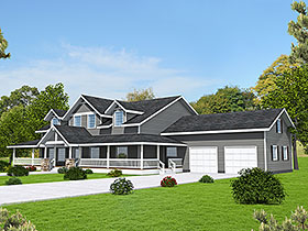 House Plan 85101