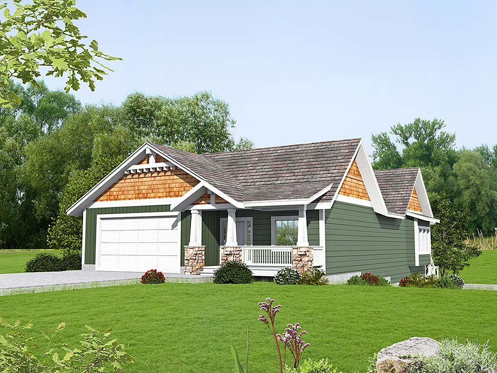House Plan 85105