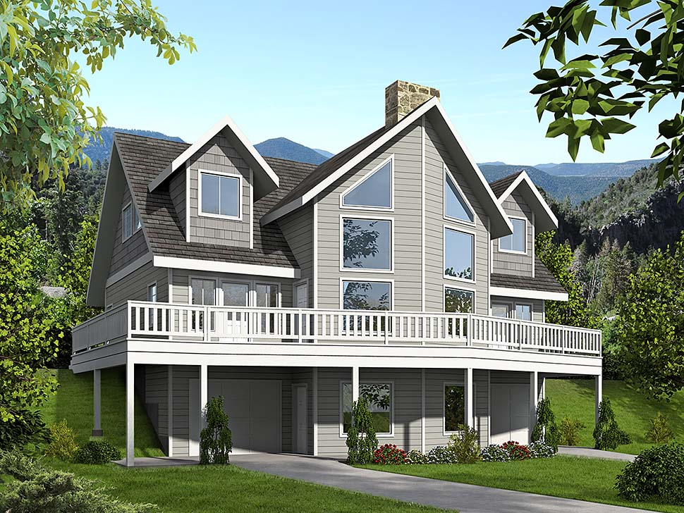 House Plan 85108