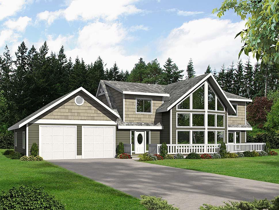 House Plan 85109