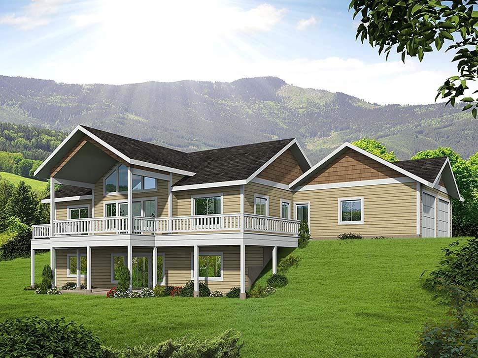 House Plan 85118