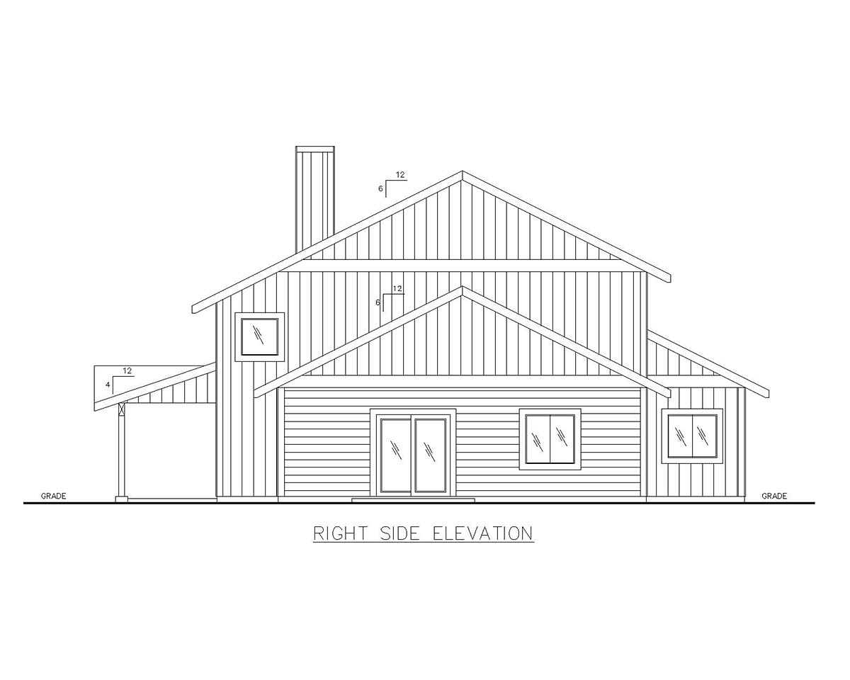 Country House Plan 85122 with 2 Beds, 3 Baths Picture 1