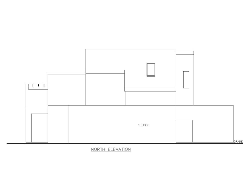 Contemporary, Modern House Plan 85125 with 2 Beds, 4 Baths, 2 Car Garage Picture 1