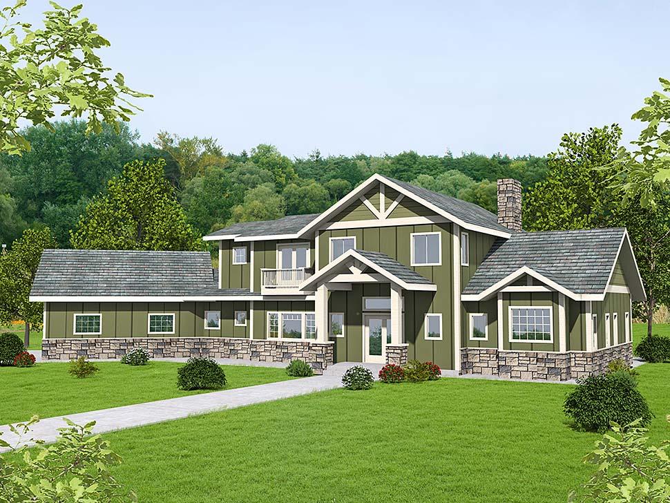 House Plan 85131