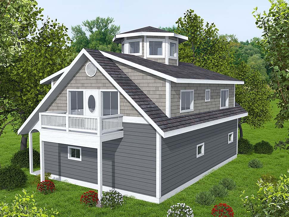 Garage Plan 85139
