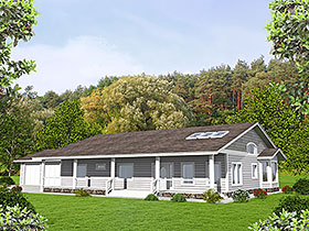 House Plan 85206