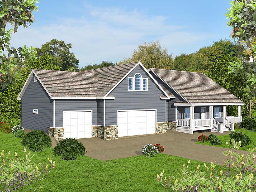 House Plan 85209