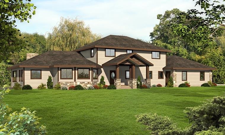 House Plan 85217