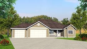 House Plan 85240