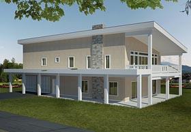 House Plan 85257