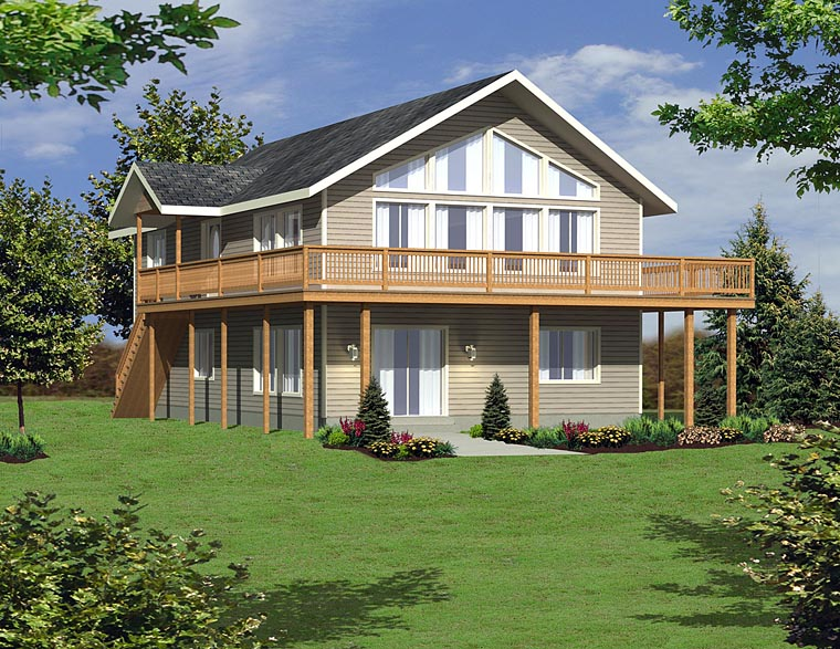 Colonial Contemporary Traditional House Plan 85276 Elevation