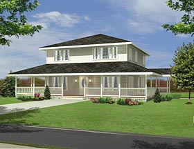 House Plan 85278
