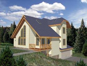House Plan 85311