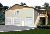 Garage Plan 85330