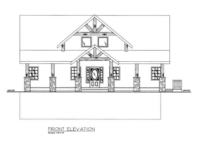 House Plan 85339 | Style Plan with 2307 Sq Ft, 3 Bedrooms, 3 Bathrooms, 3 Car Garage