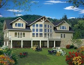House Plan 85342 Elevation