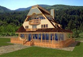 House Plan 85356