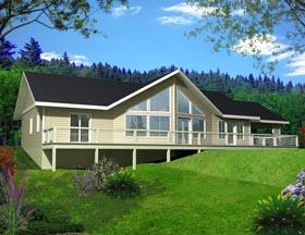 House Plan 85366