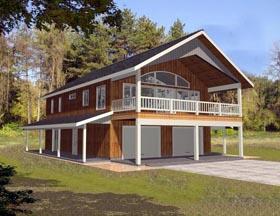 House Plan 85370 Elevation