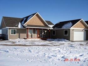 House Plan 85371 Elevation