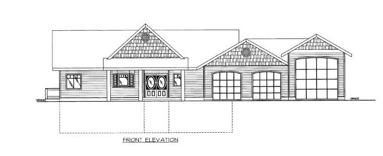 House Plan 85371
