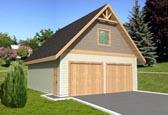 Garage Plan 85375