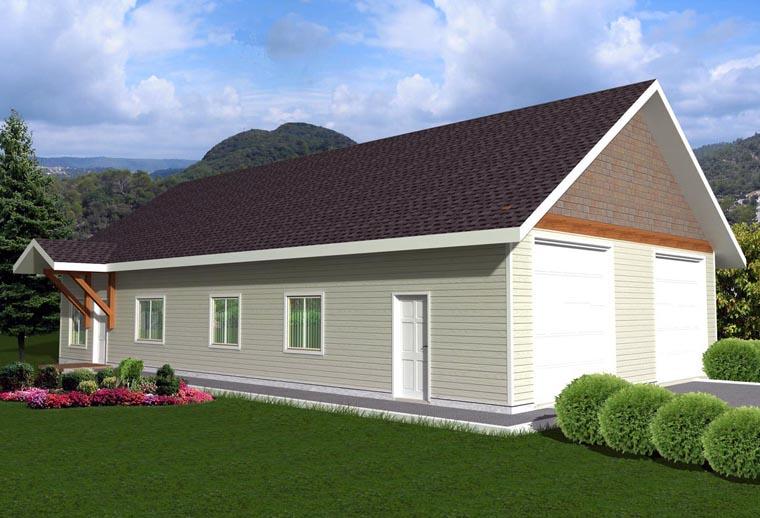 House Plan 85376