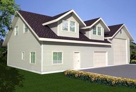 Garage Plan 85381