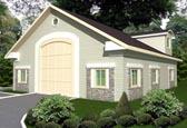 Garage Plan 85384