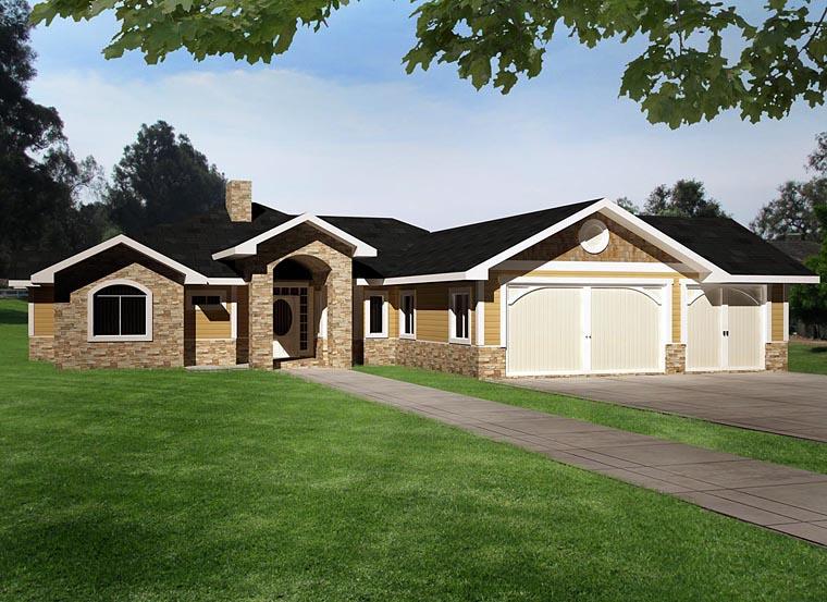 House Plan 85389