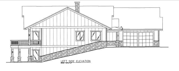 House Plan 85391