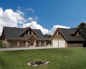 House Plan 85394 Elevation