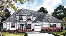 House Plan 85408