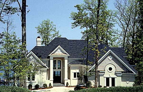 Traditional House Plan 85409 Elevation