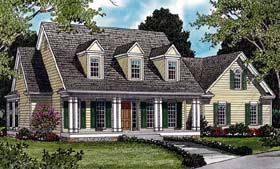 House Plan 85416
