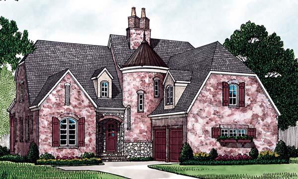 House Plan 85419