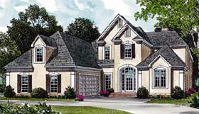 Plan Number 85431 - 3242 Square Feet