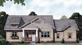 Bungalow Cottage Craftsman House Plan 85433 Elevation