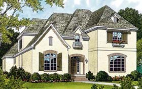 Plan Number 85436 - 3281 Square Feet