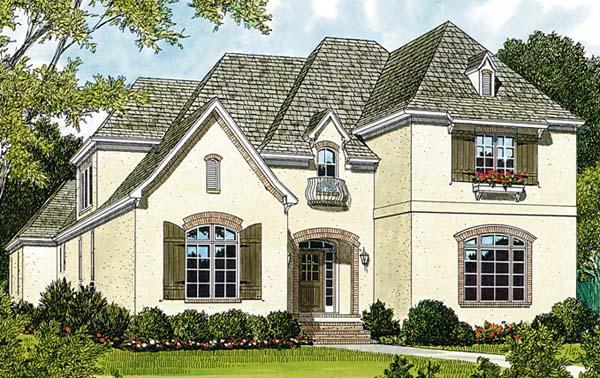 House Plan 85436