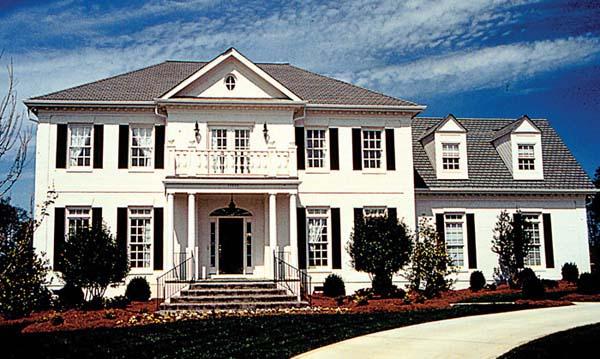 House Plan 85443
