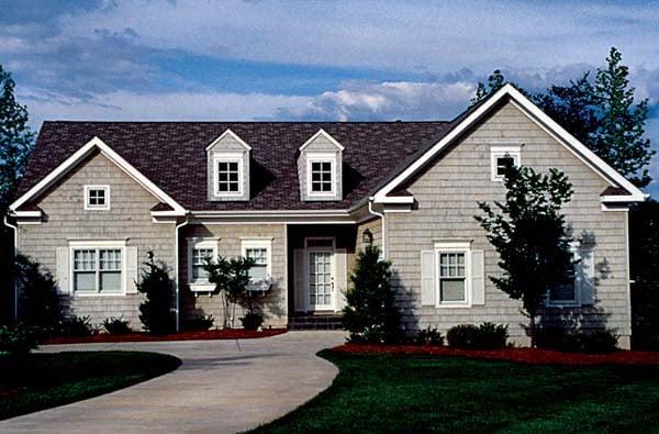 House Plan 85444