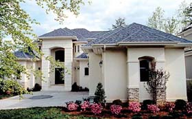 House Plan 85445