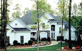 Traditional House Plan 85446 Elevation