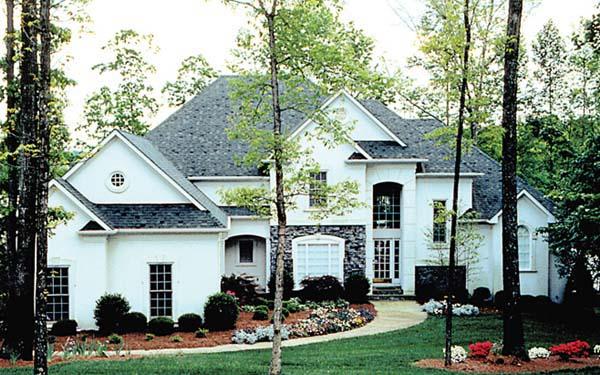 House Plan 85446