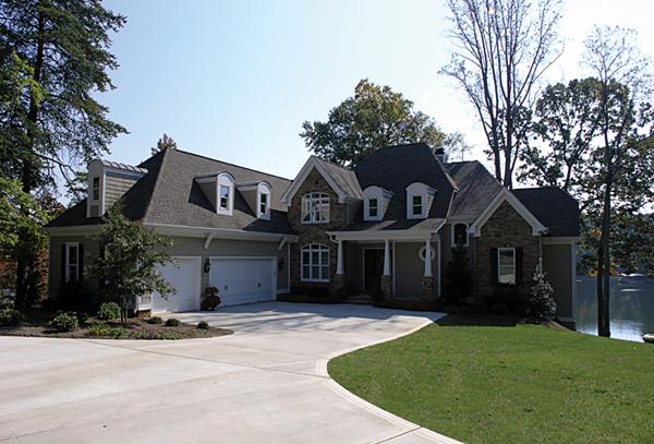 European, Cottage, House Plan 85447 with 4 Beds, 4 Baths, 2 Car Garage