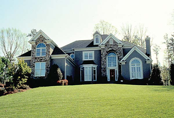 Traditional House Plan 85449 Elevation