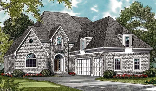 House Plan 85451