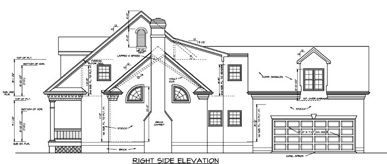 Colonial, Country, Farmhouse House Plan 85454 with 4 Beds, 4 Baths, 2 Car Garage Picture 2